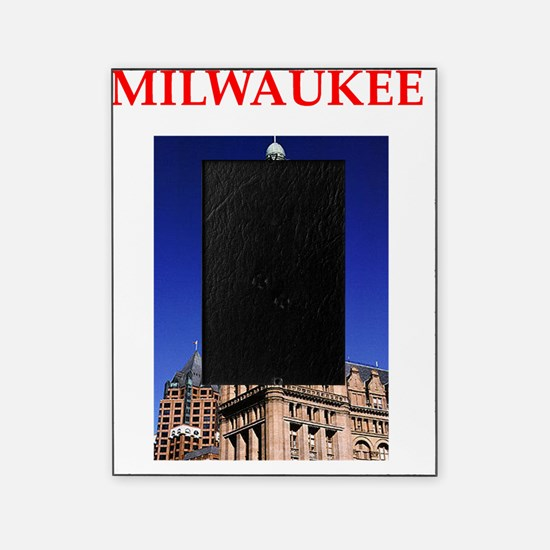 MILWAUKEE Picture Frame