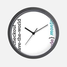 git checkout save-the-world with codemo Wall Clock