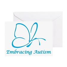 Embracing Autism Greeting Card