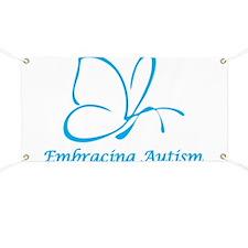 Embracing Autism Banner
