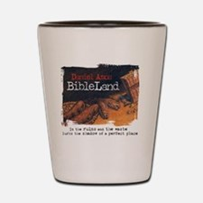 Daniel Amos - Bibleland Shot Glass