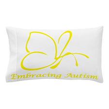 Embracing Autism Pillow Case