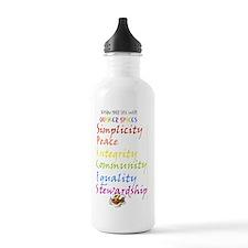 quaker spices Water Bottle