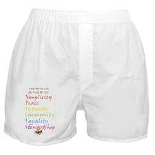 quaker spices Boxer Shorts