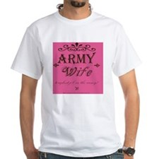 Army Wife: Toughest Job in the Ar Shirt