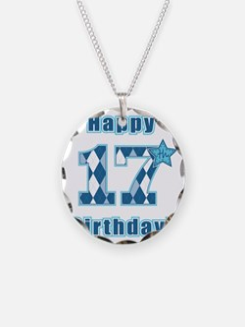 Happy 17th Birthday! Necklace