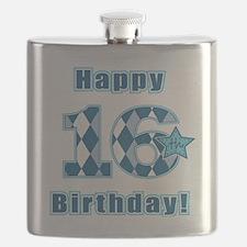 Happy 16th Birthday! Flask