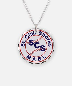 SCS MABL Baseball League Necklace