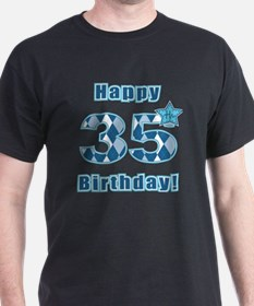 Happy 35th Birthday! T-Shirt
