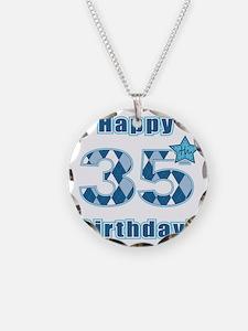 Happy 35th Birthday! Necklace