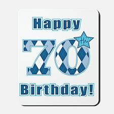Happy 70th Birthday! Mousepad