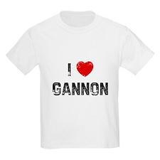 I * Gannon T-Shirt