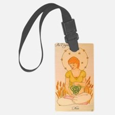 The Empress Luggage Tag