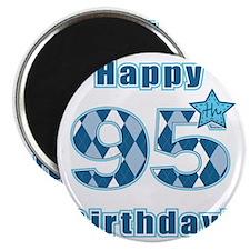 Happy 95th Birthday! Magnet