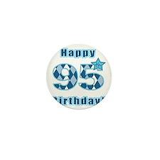 Happy 95th Birthday! Mini Button