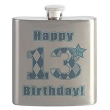 Happy 13th Birthday! Flask