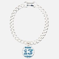 Happy 13th Birthday! Bracelet