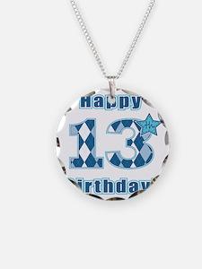 Happy 13th Birthday! Necklace