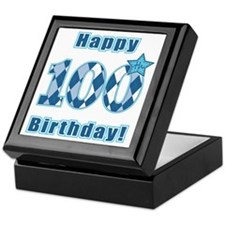 Happy 100th Birthday! Keepsake Box