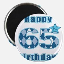 Happy 65th Birthday! Magnet