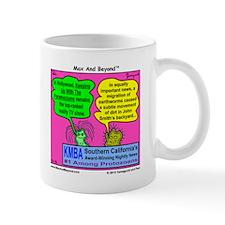 Parameciums Cartoon Mug