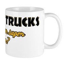 I Drive what's your super power Mug