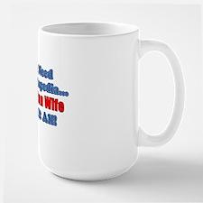 Peruvian Wife Knows It All Mug