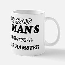 Chinese Dwarf Hamster Designs Mug