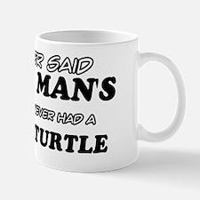 Cooter Turtle Designs Mug