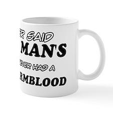 Dutch Warmblood Designs Mug