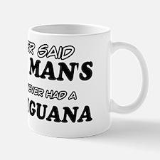 Green Iguana Designs Mug