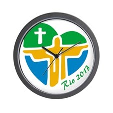 World Youth Day Wall Clock