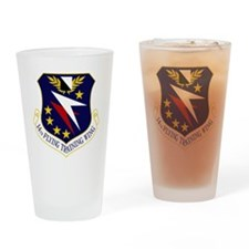 14th FTW Drinking Glass