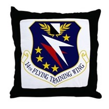 14th FTW Throw Pillow