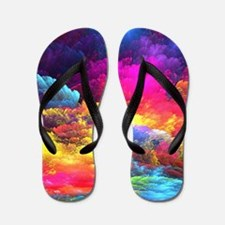 Abstract Clouds Flip Flops