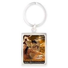 Clan and Conviction Portrait Keychain