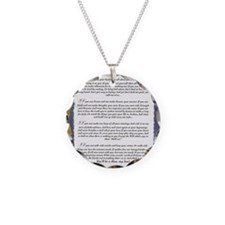 Graduation Key To The Future Necklace