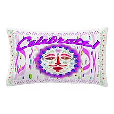 Celebrate Sun SIGN Pillow Case