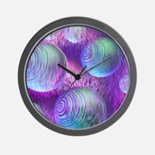 Inner Flow II King Duvet-8064wx6912h Wall Clock