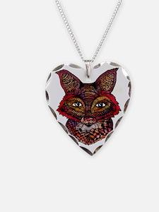 Fox Patterns Necklace