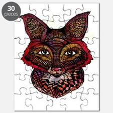 Fox Patterns Puzzle