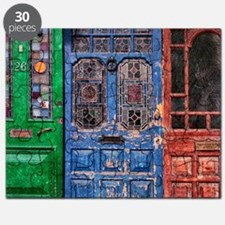 Old Doors Puzzle