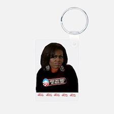 Political Intercourse Keychains