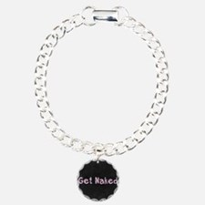Get Naked Charm Bracelet, One Charm