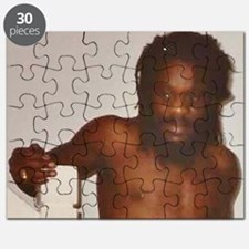Dennis Brown Topless Puzzle