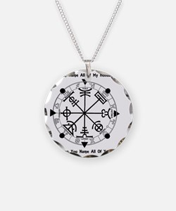 Pagan Wheel of the Year T-Sh Necklace