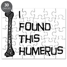 I Found This Humerus Puzzle