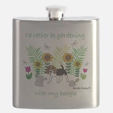 id rather be gardening with my dog.. Flask