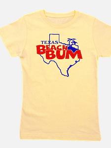 Texas Beach Bum Girl's Tee