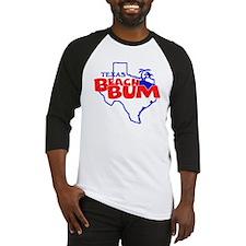 Texas Beach Bum Baseball Jersey